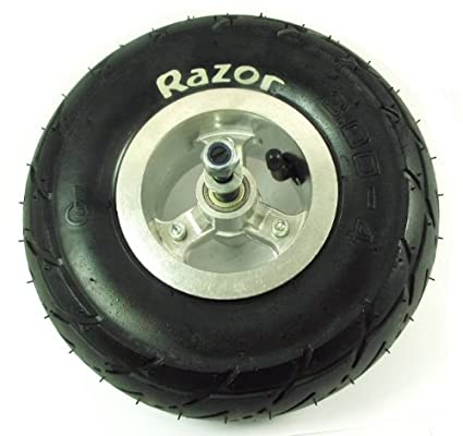 Razor Electric Patinete E300 frontal Wheel Assembly (V36 ...