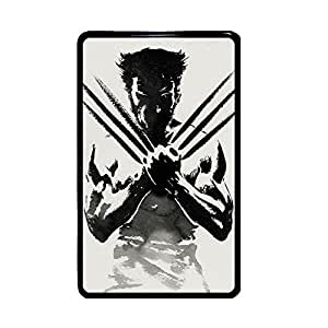 Generic For Kindle Fire Pad With The Wolverin Slim Back Phone Covers For Child Choose Design 4