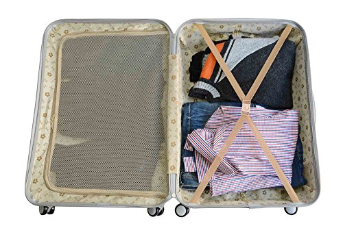 Bag Shell 8 amp; Luggage Animal Suitcase White A2S Durable Polar Hard Airplanes with Cabin Wheels Carry Lightweight 55x35x22cm Print Spinner Bear on 6Ywt5xw