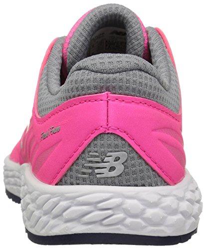 New Balance Fresh Foam Zante V3, Zapatillas Unisex Niños Multicolor (Pink/grey)