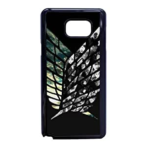 Samsung Galaxy Note 5 Cases Cell Phone Case Cover Attack On Titan 5R35R3518113