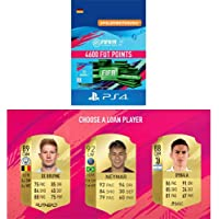 FIFA 19 Ultimate Team - 4600 FIFA Points | PS4 Download Code - deutsches Konto + GRATIS LOAN PLAYER