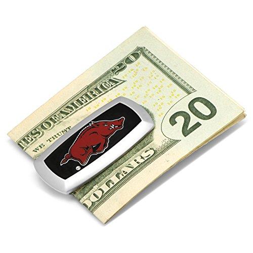 Clip Razorback Cushion Money Arkansas University of of University wqcIZW0S