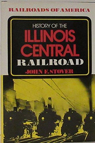 illinois central railroad books - 6