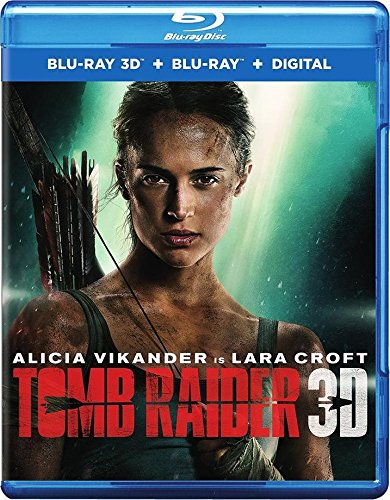Blu-ray 3D : Tomb Raider (With Blu-Ray, Digital Copy, 2PC)