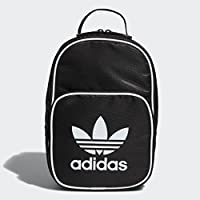 adidas Originals Santiago Lunch Bag (Black/White)