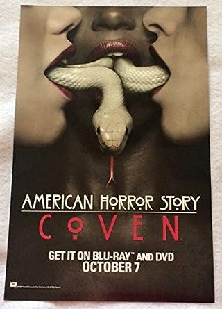 American Horror Story 11x17 Original Promo Movie Poster Sdcc