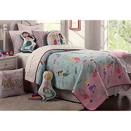 5150xb8LV6L._SS450_ Mermaid Bedding Sets and Mermaid Comforter Sets