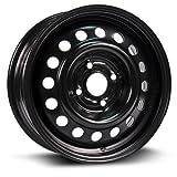 Steel Rim 14X5.5, 4X100, 57.1, +40, black finish (MULTI APPLICATION FITMENT) X99100N