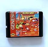Taka Co 16 Bit Sega MD Game The Great Circus Mystery 16 bit MD Game Card For Sega Mega Drive For Genesis