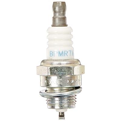 NGK (6703) BPMR7A SOLID Standard Spark Plug, Pack of 1: Automotive