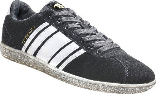 Boras Copenhagen 3487 Sneaker Leder Schwarz
