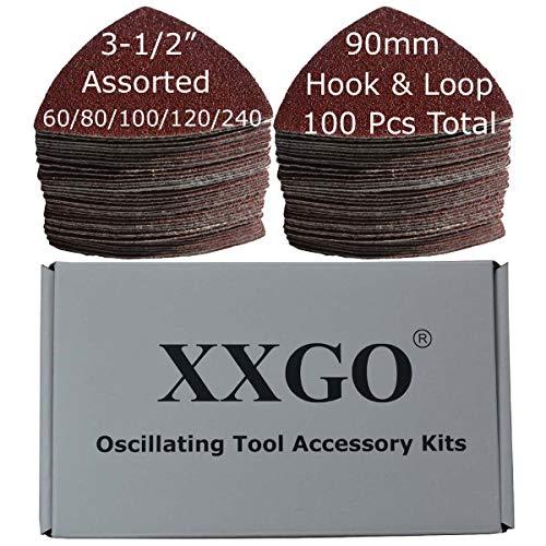 Best Oscillating Tool Sanding Pads