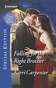 Falling for the Right Brother (Saved by the Blog) by [Carpenter, Kerri]
