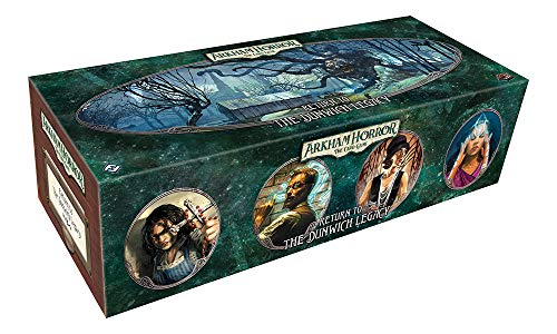 Fantasy Flight Games Arkham Horror: Return to The Dunwich Legacy