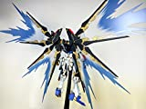 'Wings of Light' MG 1/100 Strike Freedom Gundam Dragoon fire effects ' parallel imports '
