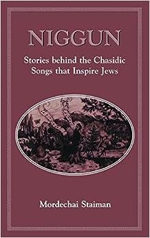 Niggun: Stories Behind the Chasidic Songs That Inspire Jews
