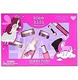 Luna Star Naturals Klee Kids Natural Mineral Makeup 6 Piece Kit, Queen Fairy