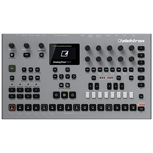 Elektron Analog Four MKII by Elektron