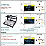 Upgraded Version 3018 Pro CNC Machine GRBL Control