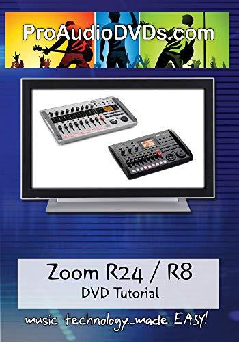 (Zoom R24/R8 DVD Video Tutorial Manual Help)