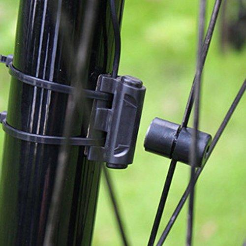 /Tel/émetro Digital de LCD de Ordenador veloc/ímetro Cron/ómetro Ferrell Resistente al Agua de monta/ña Ciclismo Bike Sport/