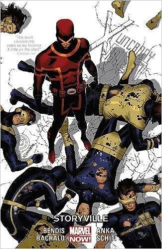 Amazon Uncanny X Men Vol 6 Storyville 9780785192312 Brian