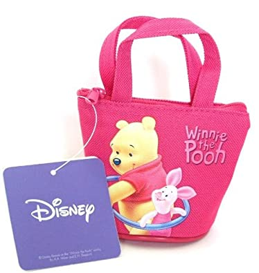 Amazon.com: Winnie the Pooh – Monedero – Rosa Oscuro: Shoes