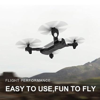 Leslaur SG900-S GPS Drone RC con cámara 1080P WiFi FPV Sígueme ...