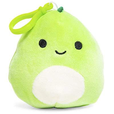 Squishmallows 3.5 Inch with Clip Plush Super Soft Squishy Stuffed Animals Danny The Dino: Toys & Games