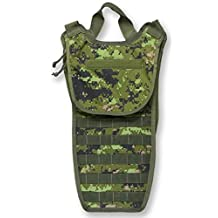 Military Insulated Hydration Carrier Pack, 3L, Hiking, Camping