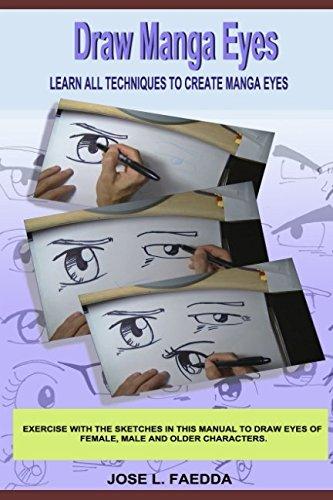 Draw Manga Eyes
