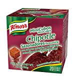 Knorr MiniCube Cube Bouillon, Chipotle 20 ct (Pack of 24)