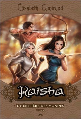 Kaïsha, Tome 4 : L'héritière Des Monde