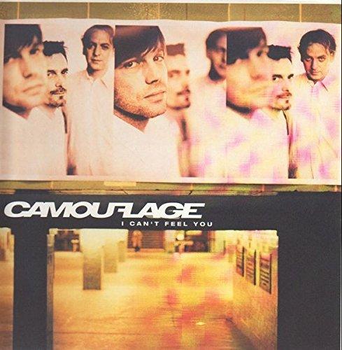 I can't feel you (Mellow Trax Club/Full Vocal Remixes/Ext. Version, 2003, plus 'Telephone sensor') / Vinyl Maxi Single [Vinyl 12'']