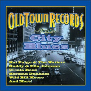 (Old Town City Blues )