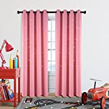 Girls Bedroom Curtain for Starry Night Twinkle Blackout - Best Reviews Guide