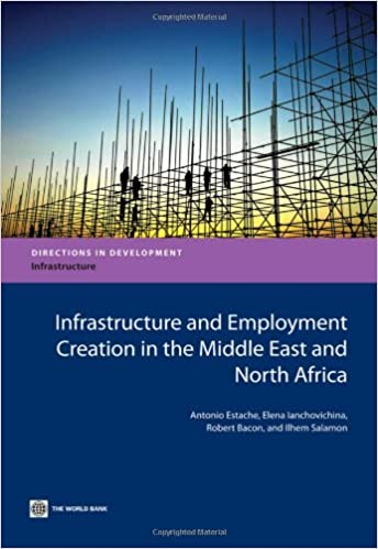 Book Infrastructure and Employment Creation in the Middle East and North Africa (Directions in Development)