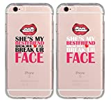 Couple Matching Cases-BFF Best Friends Break Her Heart - Best Reviews Guide