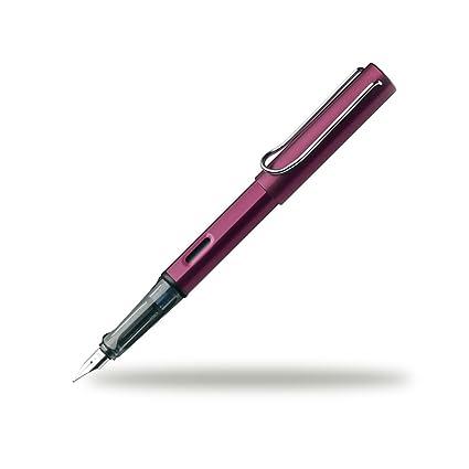 Lamy FH23439 AL-star 029 - Pluma estilogrfica (puna fina), color morado