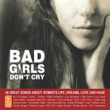 bad girls don t cry book