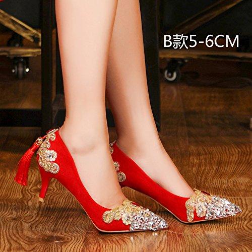 Qingchunhuangtang@ Braut Braut Qingchunhuangtang@ Hochzeit Schuhe Schuhe Schuhe Schuhe High Heels d3bac1