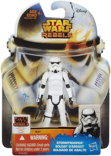 Star Wars Rebels Saga Legends Stormtrooper