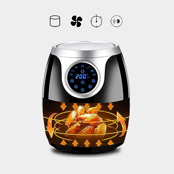 Freidora De Aire Caliente Aparato Multifuncional De Cocina Perfect Fry, 1300W, Freidora De Aire Caliente Sin Aceite Y Sin Grasa: Amazon.es: Hogar