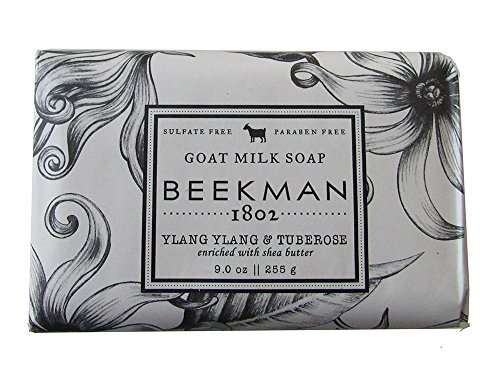 Ylang Bar Coconut Ylang Soap (Beekman 1802 Pure Goat Milk Soap in Ylang Ylang -Tuberose)