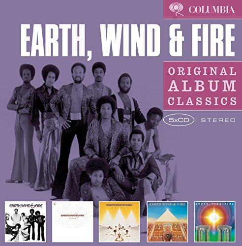 (Vol 1) 5cd Original Album Classics - 5cd Slipcase