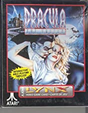 Dracula the Undead Game for Atari Lynx
