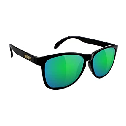 Amazon.com: Glassy Sunhaters Deric - Gafas de sol con espejo ...