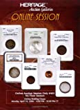 Heritage Numismatic Auctions, Atlanta ANA Online Session Catalog #403, Mark Van Winkle, Brian Koller, 1599670348