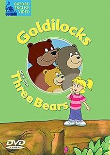 Fairy Tales Video: Goldilocks and the Three Bears DVD (0194592715)   Amazon Products
